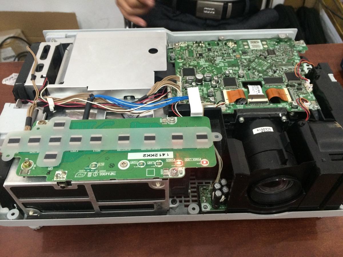 Sửa chữa máy chiếu giá rẻ