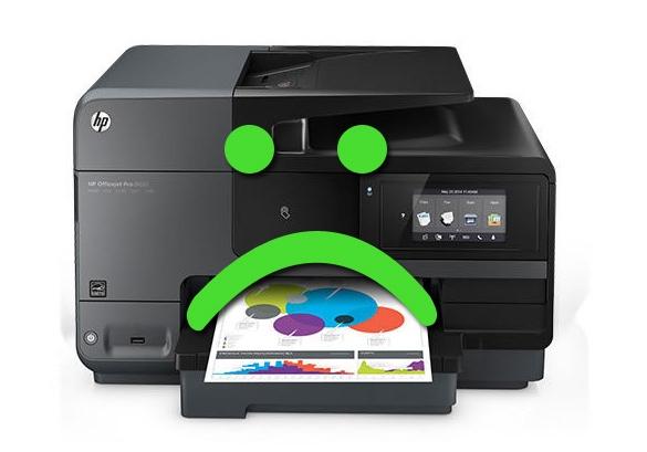 lỗi thường gặp trên máy in