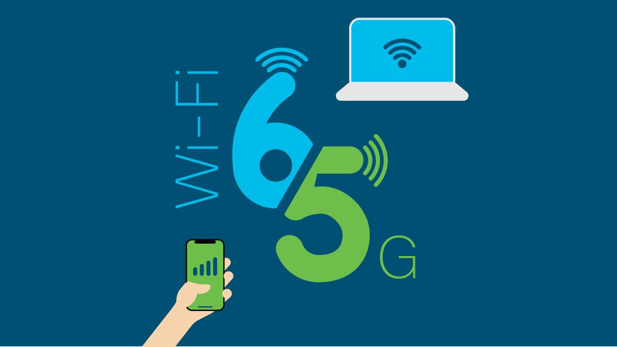 Wifi6&5g