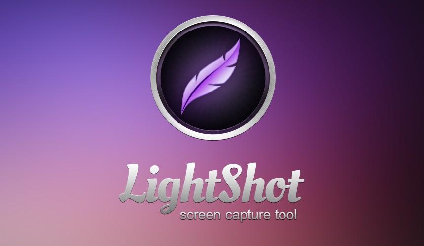 Phần mềm chụp màn hình Lightshot