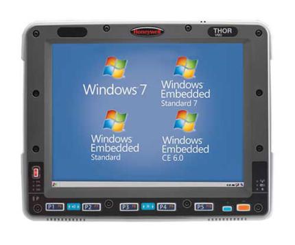 Máy tính cho phương tiện vận chuyển honeywell thor™ vm2