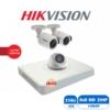 Bộ camera hikvision 3 mắt full hd 2.0m