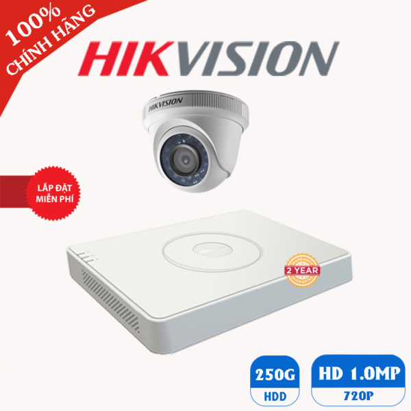 Trọn bộ 1 camera giám sát hikvision hd mtel 1ce561c0t avatar