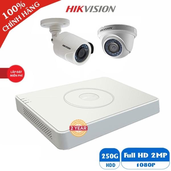 Trọn bộ 2 camera quan sát hikvision full hd 2ce562d0t avatar