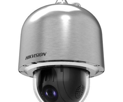Camera ip xoay 360 độ chuyên dụng chống gây cháy nổ